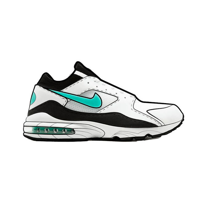 Nike Air Max Timeline - Models and History - Farfetch