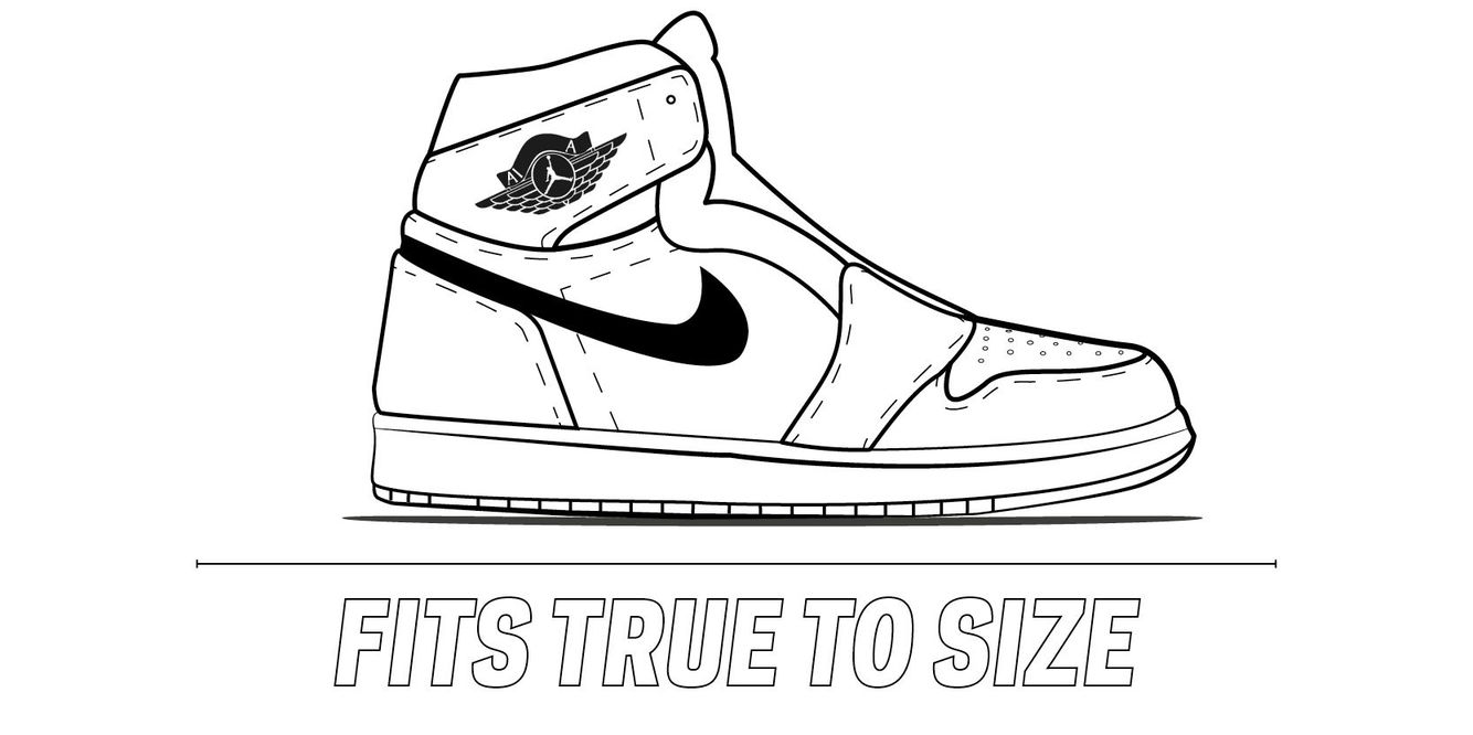 The Ultimate Air Jordan 1 Sizing and Fit Guide - Farfetch