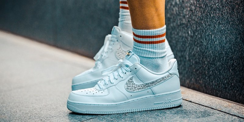 The Ultimate Air Force 1 Sizing And Fit Guide Farfetch