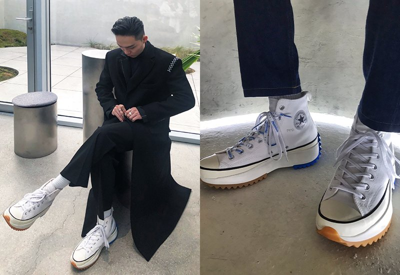 The Ultimate Converse Sizing & Fit Guide Farfetch