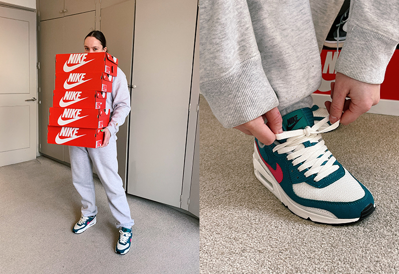The Ultimate Nike Air Max 90 Sizing, Fit & Styling Guide - FARFETCH